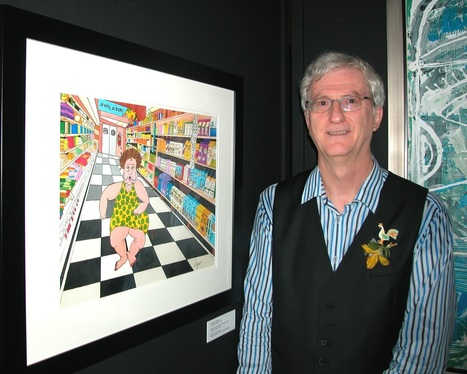 30 artistes à découvrir à l'exposition «Vincent et moi» | La santé mentale | Scoop.it