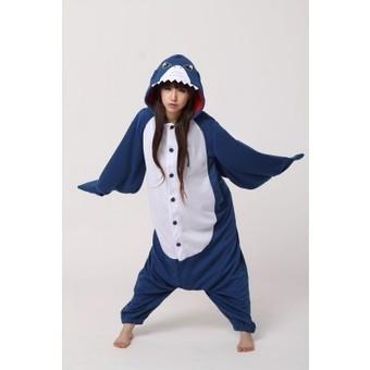 Thin Shark Kigurumi Animal Costumes | kiguruone | Scoop.it