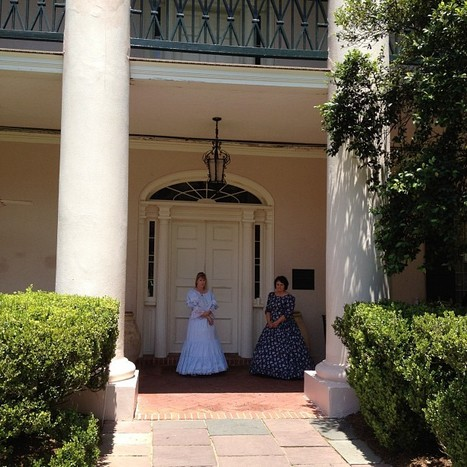 The oak alley plantation docents! | Oak Alley Plantation: Things to see! | Scoop.it
