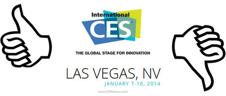 Weekend poll: CES 2014 hot hardware - GSMArena.com (blog) | Sony Xperia Z1 Z2 Z1C Cover Case | Scoop.it