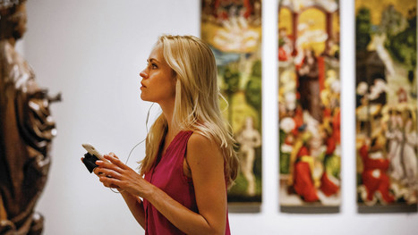 How museums are adapting to 'selfie culture' | Information Science | Scoop.it