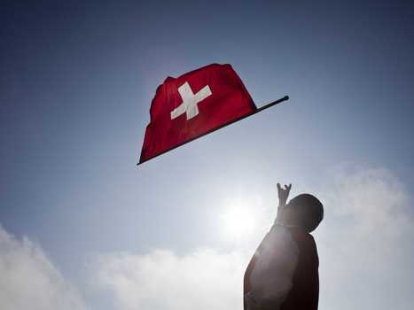How Banker Paradise Switzerland Became The Leader In Fighting Inequality | Digital-News on Scoop.it today | Scoop.it