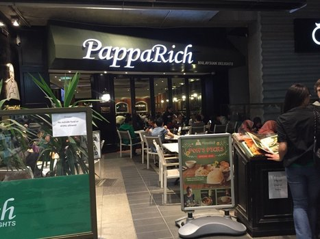 Taste Delicious Malaysian Dishes at PappaRich Restaurant Aust... | Pappa Rich | Scoop.it