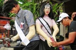 Bali's Larger-Than-Life Graft Suspects | Bali Style | Scoop.it