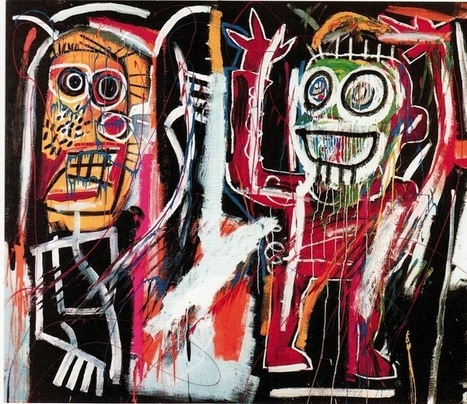 "Christie's Presents Jean-Michel Basquiat's ""Dustheads"" 