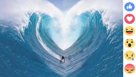 L'art de gérer proactivement les vagues d'émotions avec l'échelle affective de Facebook! | Présence 2.0 | Scoop.it