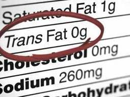 Trans Fats Still Sneaking into Food Supply | Nutrition, Allergen and Ingredient News and Information | Scoop.it