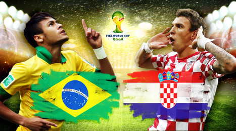 Brazil vs Croatia Live Stream | FIFA World Cup 2014 | International Business Advice and Plan | Commercial Insurance & Trade Information | Scoop.it