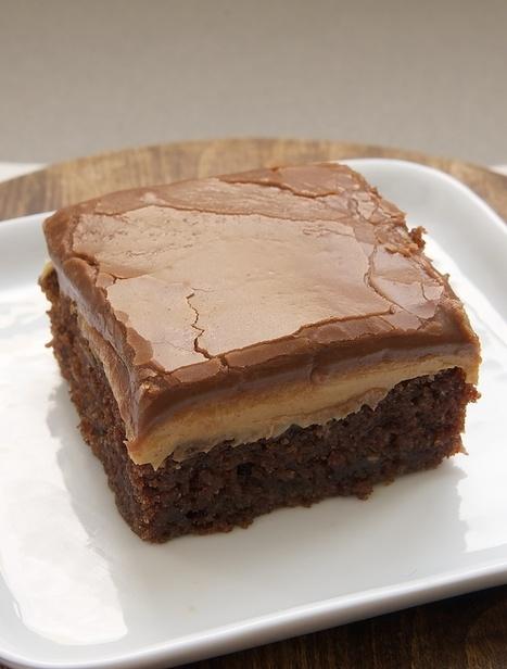 Guest Post: Peanut Butter Fudge Cake by Bake or Break | Leivontaohjeita | Scoop.it