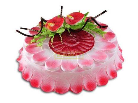 Ideas for icing the cakes - Exact Release   Myfloralkart.com   Scoop.it