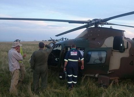 Paraglider injured in Bulwer KZN accident | Creating designs 'fit' for people! | Scoop.it