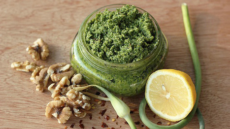 18 Pesto Recipes That You're Going To Love | Culinary Art | Scoop.it