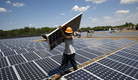 Solar Power Is Finding Its Day in the Sun | Solar Energy projects & Energy Efficiency | Scoop.it