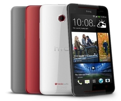 HTC Takes The Wraps Off.. HTC Butterfly S official | Mobile IT | Scoop.it