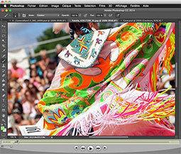 Tutorial Photoshop : Remplacement de couleur intuitif et localisé - Wisibility   Au fil du Web   Scoop.it