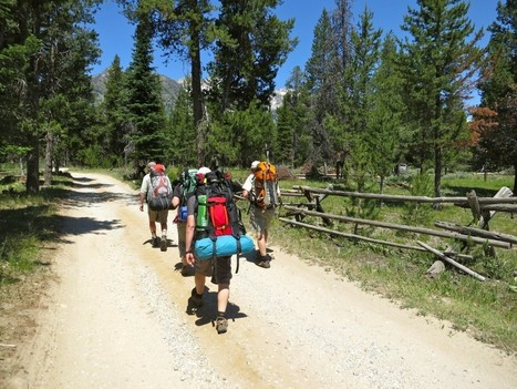 Backpacking the Grand Tetons | Hiking | Scoop.it