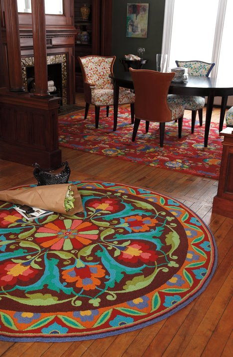 Decorate the Interiors of Your House With Designer Rugs | Augusta Interiors - Global Inspirations | Scoop.it