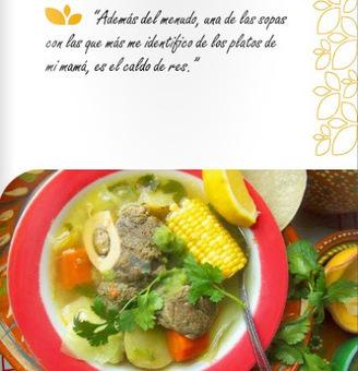 Recetas de Cocina y Reposteria!!!: Caldo de Res | #DIRCASA - El Buen Comer!!!! | Scoop.it