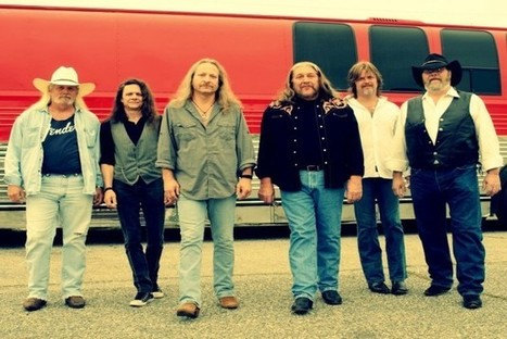 Marshall Tucker Band Announce 2015 Searchin' for a Rainbow Tour   Country Music Today   Scoop.it