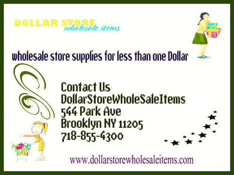 Wholesale Dollar Store Supplies | Wholesale Store Supplies | Scoop.it