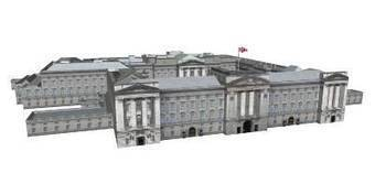 Buckingham Palace (Made by iNovmapping) by iNovmapping, LDA - 3D Warehouse | 3D Model | Scoop.it
