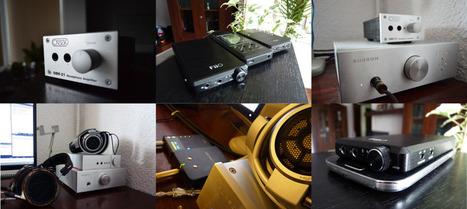 Why do I need a headphone amplifier ? | HeadMania | Scoop.it