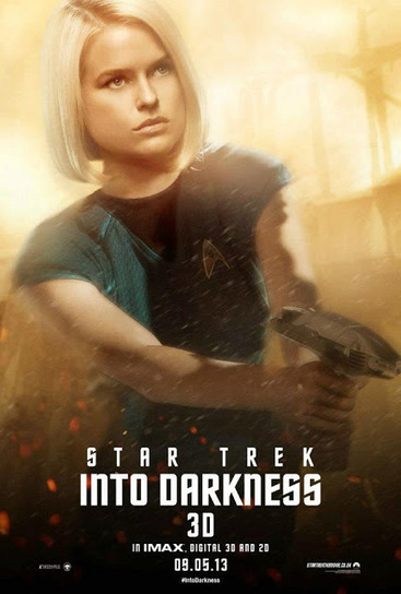 Ultimate 3D Movies: Star Trek Into Darkness - 13 New Awesome Movie/Character Posters | Coolest Things Ever | Scoop.it