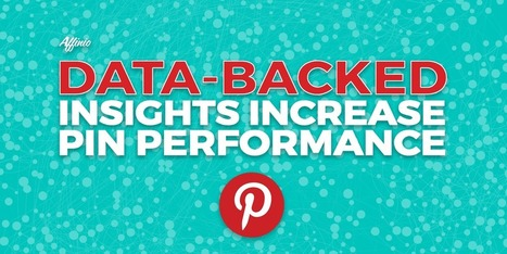89% of Pinterest Users Are Buying What They Pin: Data-Backed Insights Increase Pin Performance | Pinterest | Scoop.it