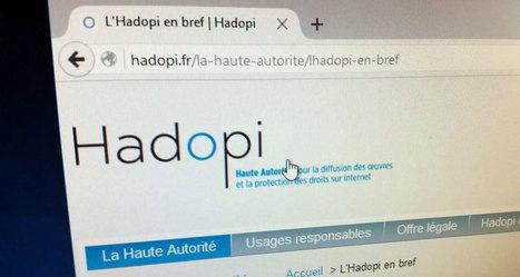 Non, la loi Hadopi ne va pas mourir - Tech - Numerama | Médiations numérique | Scoop.it