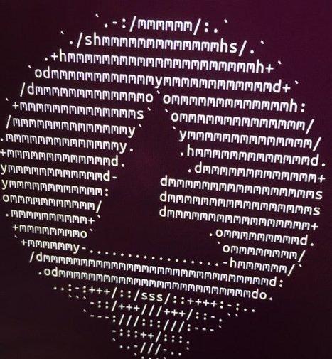 Tweet from @abeldotam | ASCII Art | Scoop.it
