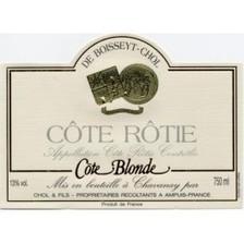 Côte-Rôtie - Rouge - Côte Blonde - 2012 - Lugvinum | Vins et spiritueux | Scoop.it