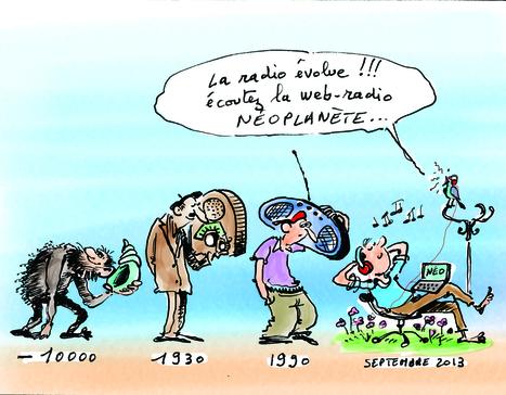 Néoplanète lance sa webradio 24h/24 ! | Société durable | Scoop.it
