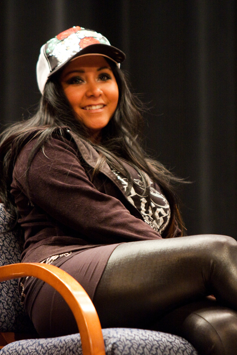 How Snooki Being Pregnant Will Affect Her New Reality Show | Pregnancy | Scoop.it