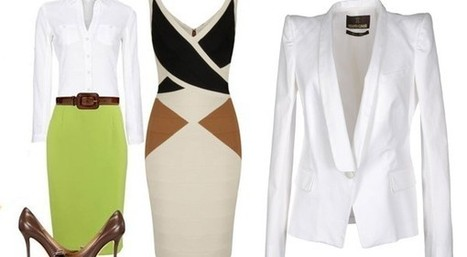 La giacca bianca: una dichiarazione di stile che non passa mai di moda   Moda Donna - sfilate.it   Scoop.it