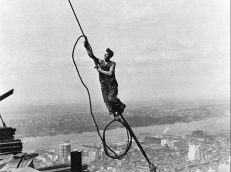 Il y a 86 ans... Le Figaro décrivait la malédiction des gratte-ciel   Economie et finances   Scoop.it