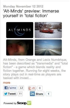 Inside Orange [eng] | social media et CRM | Scoop.it