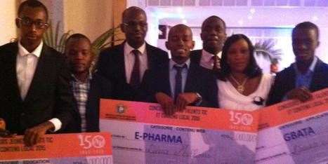 Gbata, EtuDesk et E-Pharma : les 3 meilleures applications du concours « Jeunes Talents TIC et Contenu local 2015 » en Côte d'Ivoire | L'innovation par les Logiciels Libres ... | Scoop.it