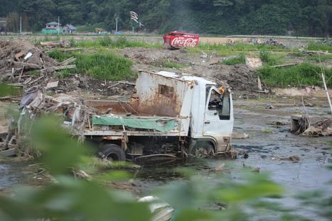 [photo] Et pendant ce temps là ... dans le Tohoku | SINAP,Inc | Japon : séisme, tsunami & conséquences | Scoop.it
