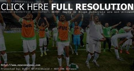 Algeria to a 1-1 draw against Russia in the second round | Latest News | Scoop.it