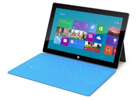Microsoft presenta su tableta Surface | New World, New Society. | Scoop.it