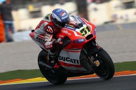 Pirro 'excited' by Ducati wild-card chance | Ductalk Ducati News | Scoop.it