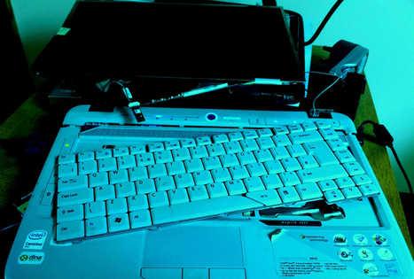 ¿Pelear por el derecho a reparar nuestros aparatos? | Educacion, ecologia y TIC | Scoop.it