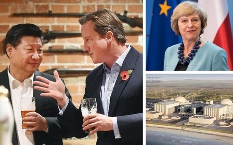 Hinkley Point: what has the UK promised China on nuclear to date?   welfare benefits   Scoop.it