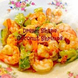 Dream Shape Coconut Shrimps!   My Dream Shape!   Diet And Recipes   Scoop.it