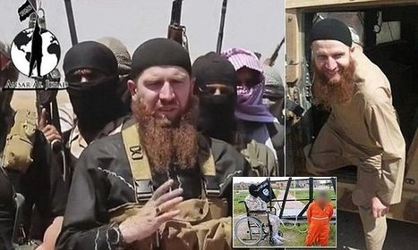 Murderous Chechen commander sent to Libya to run ISIS reign of terror | Saif al Islam | Scoop.it