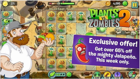 Plants vs Zombies 2 for Android OS is Out Now! « TechConnectPH   MyNewscoop   Scoop.it