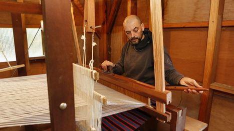 «Queremos difundir o tecido tradicional galego para que non se esqueza»   Novas de Artes e Oficios   Scoop.it
