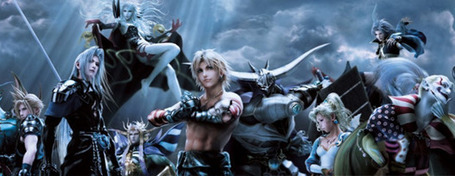 FINAL FANTASY: A History | Transmedia: Storytelling for the Digital Age | Scoop.it