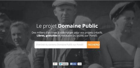 Pond5 fait de la place au domaine public - Allweb2 | Narration transmedia et Education | Scoop.it