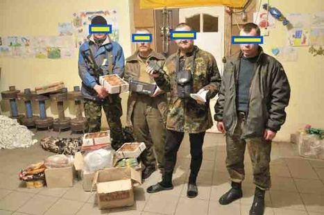 Las autoridades de España no detienen a los neonazis españoles del Batallón Azov   La R-Evolución de ARMAK   Scoop.it